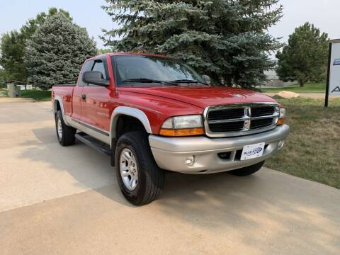 2002 Dodge Dakota for sale at Blue Star Auto Group in Frederick CO