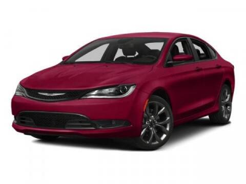 2015 Chrysler 200 for sale at JEFF HAAS MAZDA in Houston TX