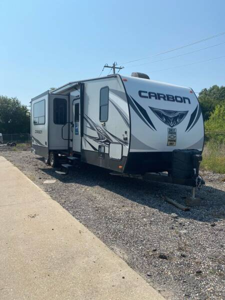 2018 Keystone Carbon 35' for sale at MJ'S Sales in Foristell MO