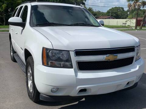 2013 Chevrolet Tahoe for sale at Consumer Auto Credit in Tampa FL
