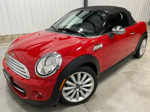 2012 MINI Cooper Roadster for sale at EUROPEAN AUTOHAUS in Holland MI