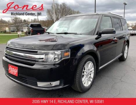 2016 Ford Flex for sale at Jones Chevrolet Buick Cadillac in Richland Center WI