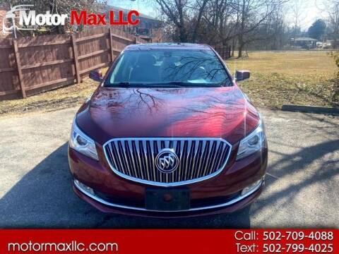2016 Buick LaCrosse for sale at Motor Max Llc in Louisville KY