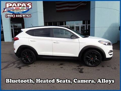 2017 Hyundai Tucson for sale at Papas Chrysler Dodge Jeep Ram in New Britain CT