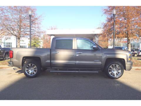 2014 Chevrolet Silverado 1500 for sale at BLACKBURN MOTOR CO in Vicksburg MS