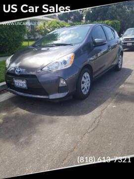 2013 Toyota Prius c for sale at US Car Sales in Van Nuys CA