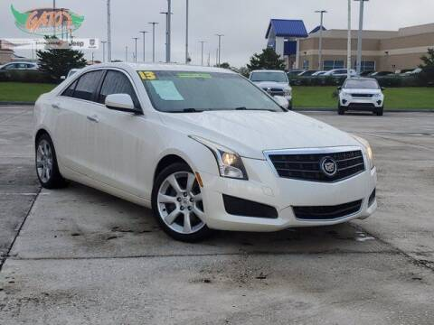 2013 Cadillac ATS for sale at GATOR'S IMPORT SUPERSTORE in Melbourne FL