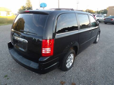 2008 Chrysler Town and Country for sale at English Autos in Grove City PA