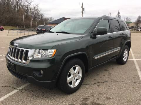 2011 Jeep Grand Cherokee for sale at Borderline Auto Sales in Loveland OH