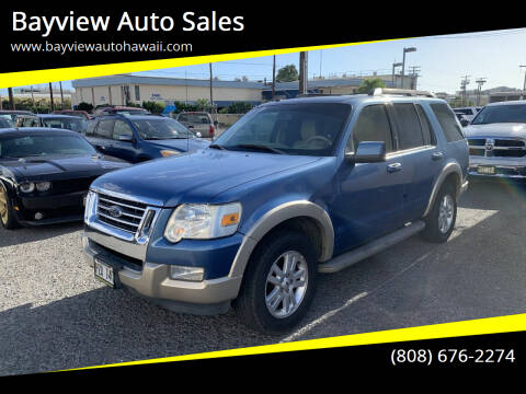 2009 Ford Explorer for sale at Bayview Auto Sales in Waipahu HI