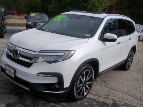 2020 Honda Pilot for sale at Charlies Auto Village in Pelham NH