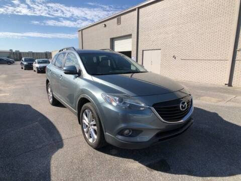 2013 Mazda CX-9 for sale at Allen Turner Hyundai in Pensacola FL