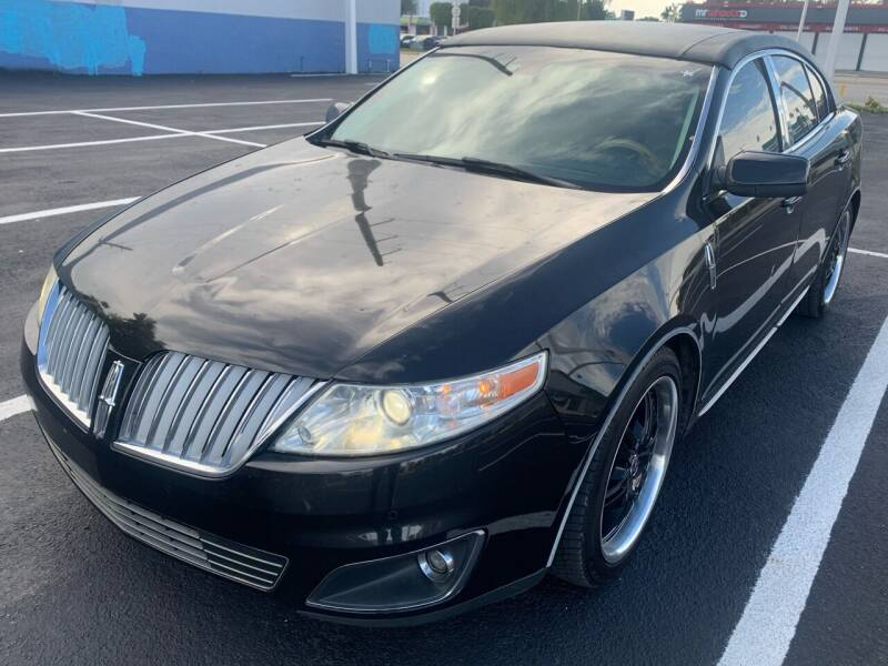 2010 Lincoln MKS for sale at Eden Cars Inc in Hollywood FL