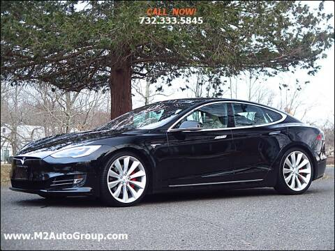 2017 Tesla Model S for sale at M2 Auto Group Llc. EAST BRUNSWICK in East Brunswick NJ