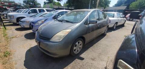 2005 Toyota Prius for sale at C.J. AUTO SALES llc. in San Antonio TX