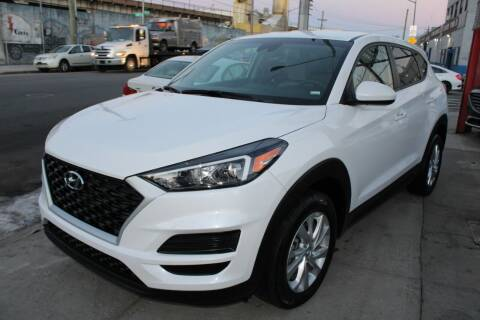 2019 Hyundai Tucson for sale at LIBERTY AUTOLAND INC - LIBERTY AUTOLAND II INC in Queens Villiage NY