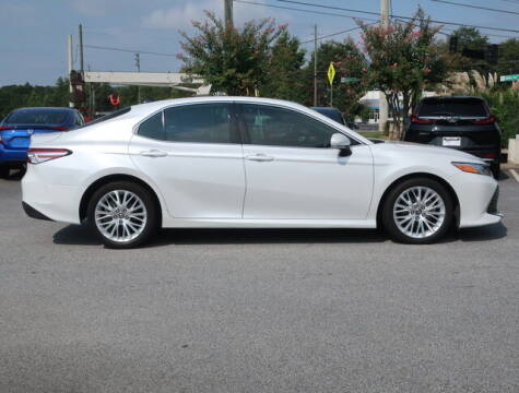 2019 Toyota Camry for sale at Southern Auto Solutions - BMW of South Atlanta in Marietta GA