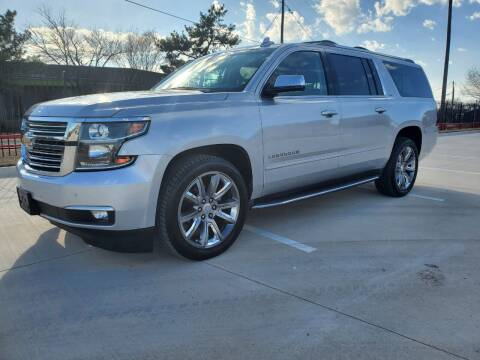 2016 Chevrolet Suburban for sale at Italy Auto Sales in Dallas TX