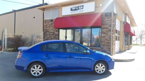 2011 Nissan Sentra for sale at 719 Automotive Group in Colorado Springs CO