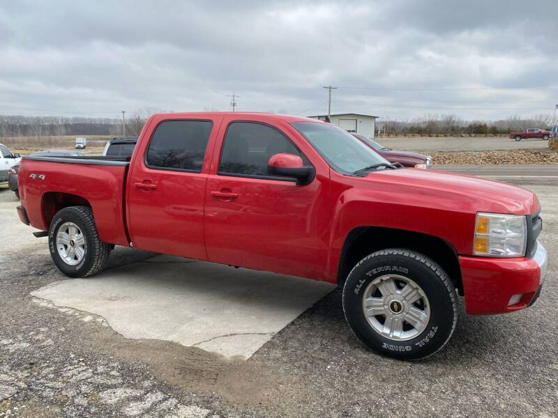 2008 Chevrolet Silverado 1500 for sale at Kansas Car Finder in Valley Falls KS