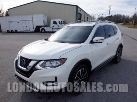 2018 Nissan Rogue for sale at London Auto Sales LLC in London KY