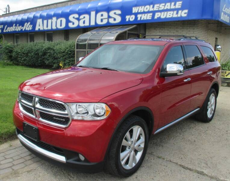 2011 Dodge Durango for sale in Waterford, MI