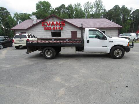 2000 Ford F-350 Super Duty for sale at Evans Motors Inc in Little Rock AR