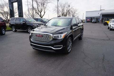 2017 GMC Acadia for sale at Ideal Wheels in Sioux City IA