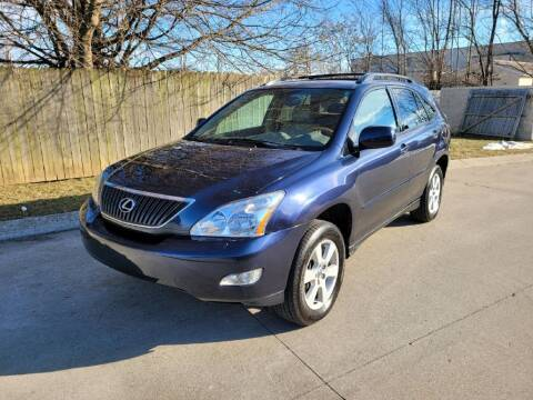 2004 Lexus RX 330 for sale at Harold Cummings Auto Sales in Henderson KY