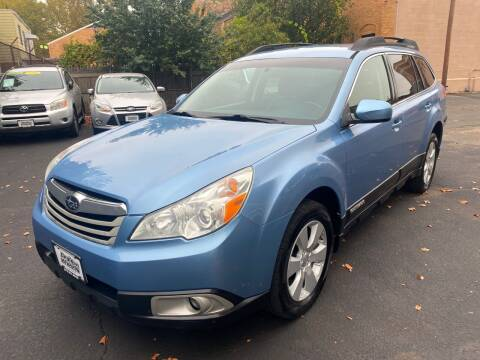 2011 Subaru Outback for sale at DEALS ON WHEELS in Newark NJ