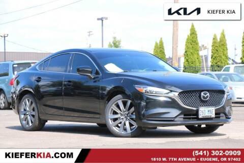 2018 Mazda MAZDA6 for sale at Kiefer Kia in Eugene OR