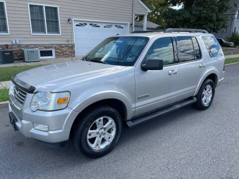 2008 Ford Explorer for sale at Jordan Auto Group in Paterson NJ
