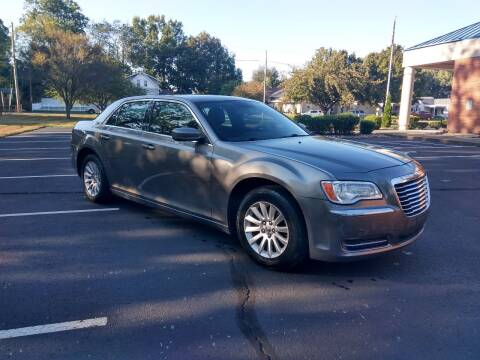2011 Chrysler 300 for sale at Eddie's Auto Sales in Jeffersonville IN