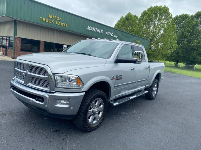 2018 RAM Ram Pickup 2500 for sale at Martin's Auto in London KY