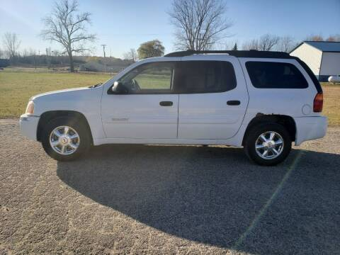 2005 GMC Envoy XL for sale at Steve Winnie Auto Sales in Edmore MI