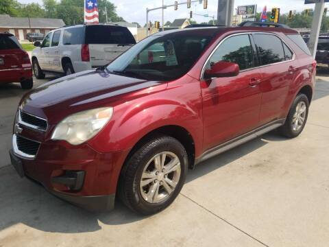 2011 Chevrolet Equinox for sale at Springfield Select Autos in Springfield IL
