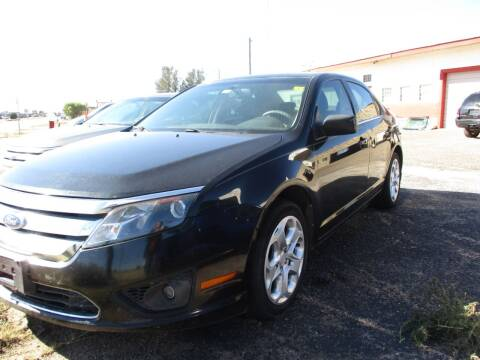 2010 Ford Fusion for sale at Sunrise Auto Sales in Liberal KS