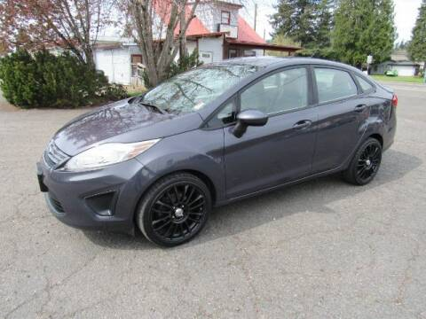 2012 Ford Fiesta for sale at Triple C Auto Brokers in Washougal WA