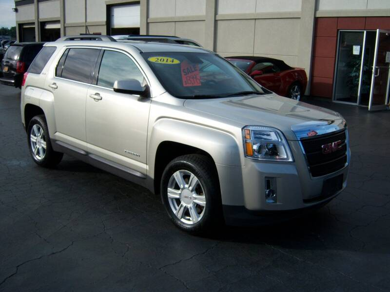 2014 GMC Terrain for sale at Blatners Auto Inc in North Tonawanda NY