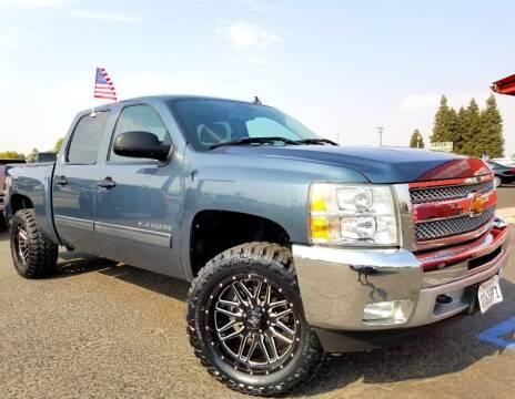 2012 Chevrolet Silverado 1500 for sale at BAS MOTORSPORTS in Clovis CA