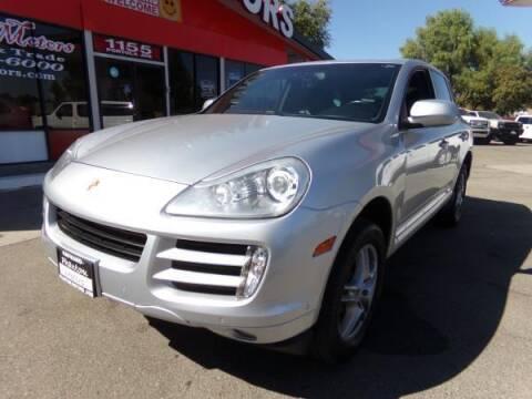 2008 Porsche Cayenne for sale at Phantom Motors in Livermore CA