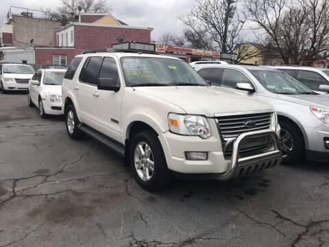 2008 Ford Explorer for sale at Chambers Auto Sales LLC in Trenton NJ