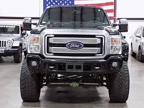 2015 Ford F-250 Super Duty for sale at Texas Motor Sport in Houston TX