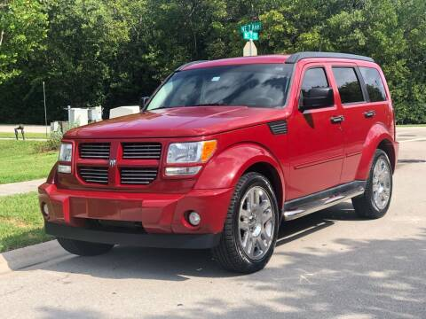 2011 Dodge Nitro for sale at L G AUTO SALES in Boynton Beach FL