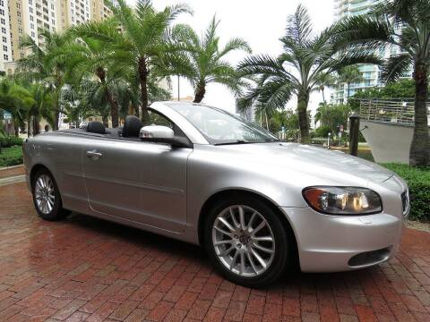 2009 Volvo C70 for sale at Choice Auto in Fort Lauderdale FL
