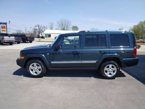 2006 Jeep Commander for sale at Wildfire Motors in Richmond IN