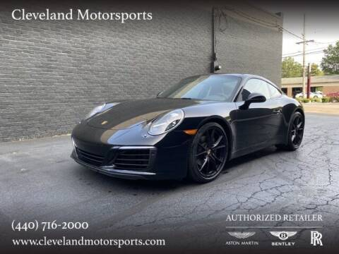 2017 Porsche 911 for sale at Drive Options in North Olmsted OH