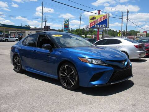 2018 Toyota Camry for sale at Discount Auto Sales in Pell City AL