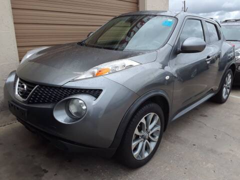2012 Nissan JUKE for sale at Auto Haus Imports in Grand Prairie TX