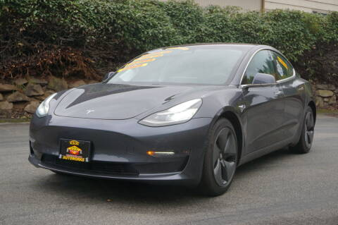 2018 Tesla Model 3 for sale at West Coast Auto Works in Edmonds WA
